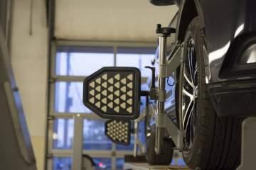 Prestation géométrie de votre véhicule à Saint Herblain