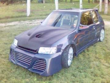 205 GTI 1L9