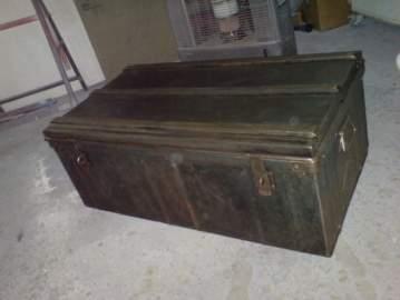 Caisse métal Betty Boop
