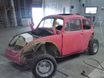 Cox restauration carrosserie peinture