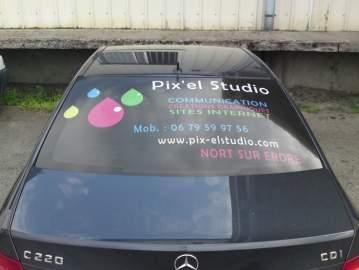 Pxel studio impréssion numérique