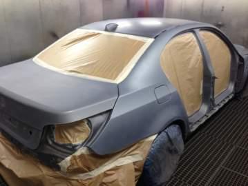 BMW 525 TDS carrosserie peinture 44 Nantes St Herblain
