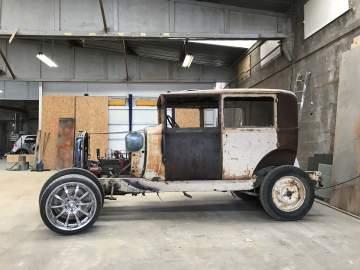 Hot Rod AC4 1930