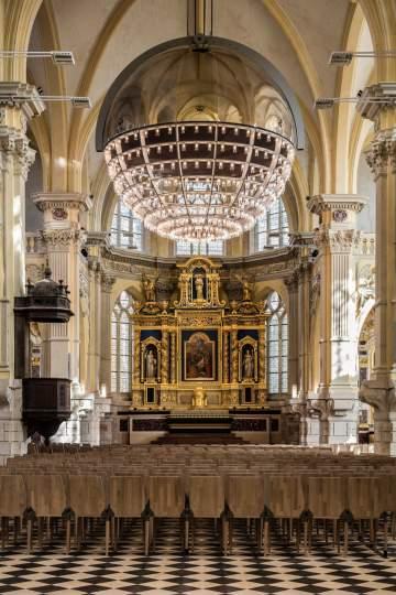 Chromage Demi Sphère, Chapelle Corneille Rouen
