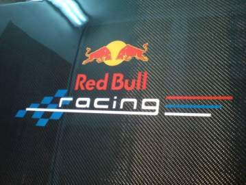 Table basse Red Bull