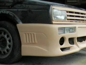 VW Jetta Custom
