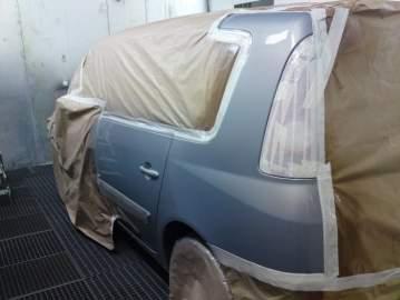Renault Espace carrosserie peinture chateaubriant