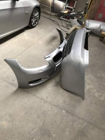 BMW Coupé CAB changement de couleur Nantes 44