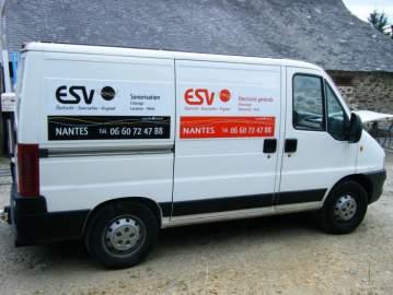 ESV électricité sonorisation
