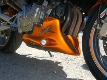 600 Hornet Orange