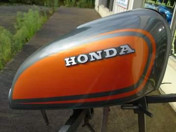 550 Four HONDA réparation et personnalisation