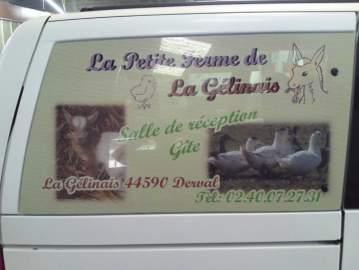 La petite ferme de la Gélinais