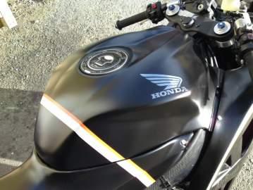 Compétition Moto décor mat