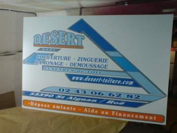 Desert Toiture