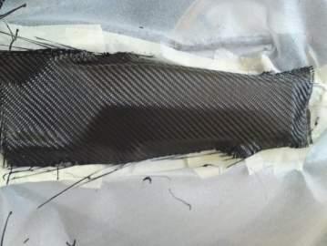 ZX7R châssis carbone fibre